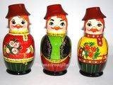 Matroesjka 'Russische man', 1-delig_