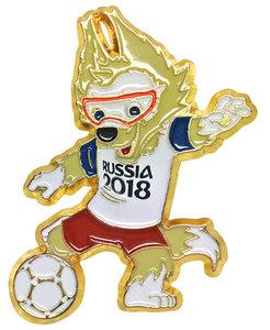 Speldje wolf Zabivaka FIFA WK Rusland 2018