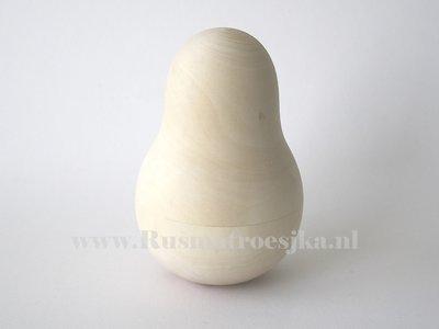 Blanco tuimelaar met geluid